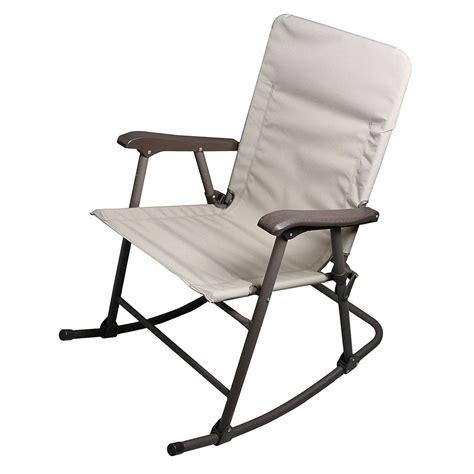 folding rocker chair rocking seat furniture outdoor relax