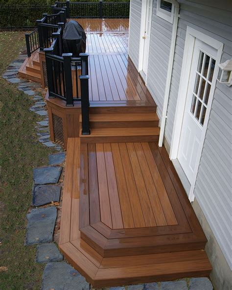 Composite Decking Ideas Best 25 Trex Decking Ideas On