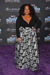 Red Carpet Fab The Black Panther Premiere Brought Out