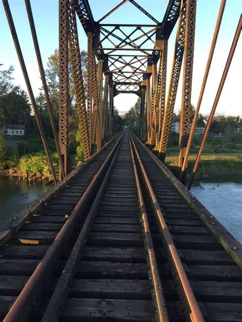 bridgehuntercom bnsf snohomish river bridge