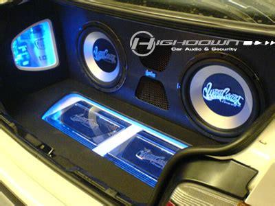 car audio car tuning