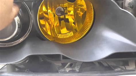 bmw     paint  running lights yellow
