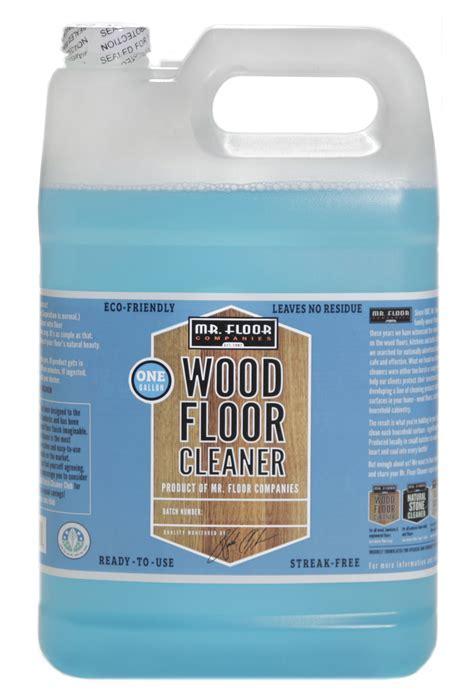 Wood Floor Cleaner   Gallon Refill