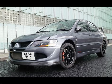 mitsubishi evolution 2005 2005 mitsubishi lancer evolution viii mr fq 400 front