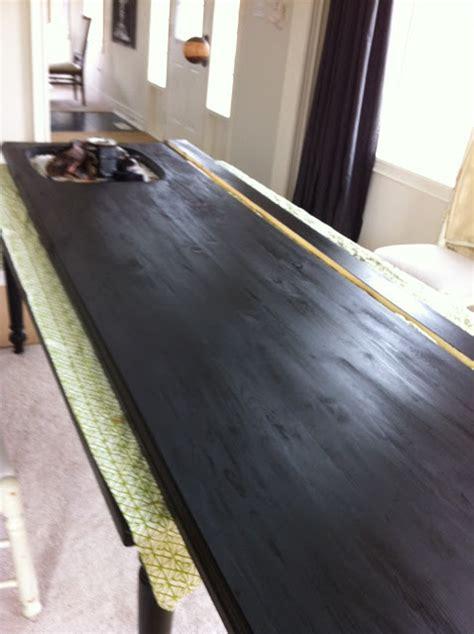 white wood   built  diy wood counter top