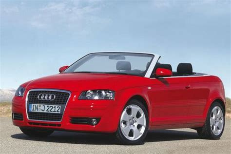 Audi Convertible More Details Top Speed