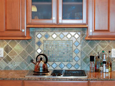 how to do backsplash tile in kitchen tumbled marble backsplashes pictures ideas from hgtv hgtv 9390