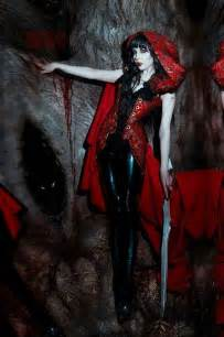 Gothic Little Red Riding Hood
