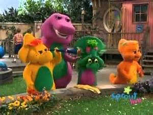 Barney and Friends YouTube
