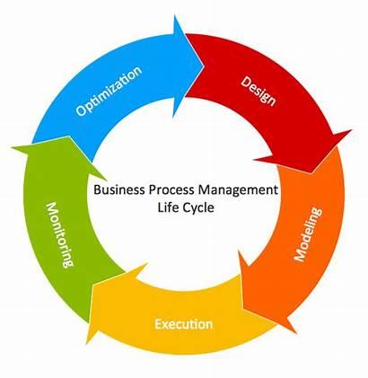 Circular Cycle Diagram Process Business Drawing Arrows