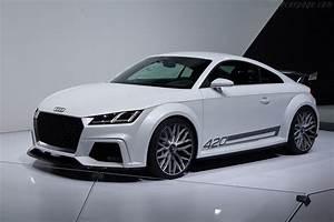 Audi Tt Quattro Sport : 2014 audi tt quattro sport concept images specifications and information ~ Melissatoandfro.com Idées de Décoration