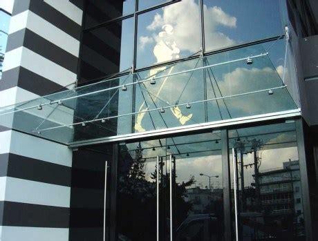 glass canopies frameless glass canopy