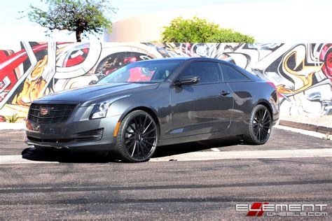 cadillac cts wheels  tires