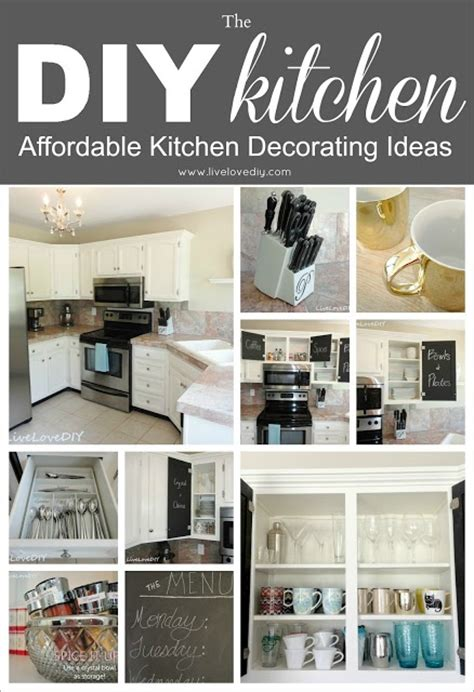 Affordable Kitchen Ideas by 13422 Best Images About Kitchen Decor On
