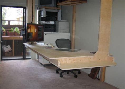 build your own desk plans build your own desk ikea design ideas on a budget