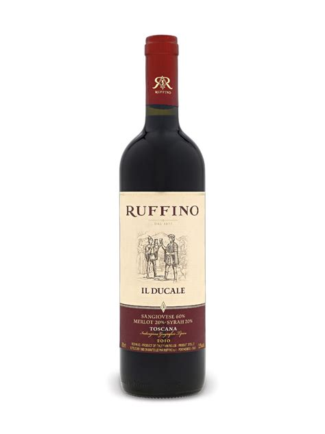 ruffino il ducale toscana  expert wine review natalie