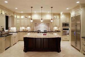 marvelous u shaped kitchen layout camer design With kitchen colors with white cabinets with large candle holders for the floor