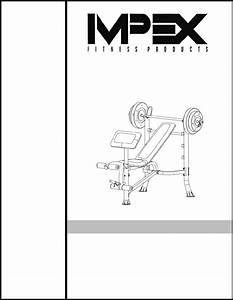 Download Impex Fitness Equipment Mwb