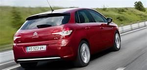 Citro U00ebn C4 Hatchback 2013  Calidad Y Atractivo Dise U00f1o