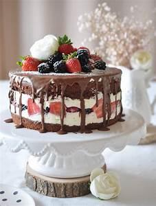 Mit Fotos Dekorieren : torte mit schokolade dekorieren appetitlich foto blog f r sie ~ Indierocktalk.com Haus und Dekorationen