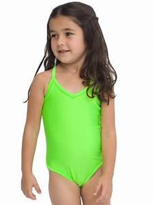 Kids One-Piece Bathing Suit #Swimwear #AmericanApparelKIDS ...