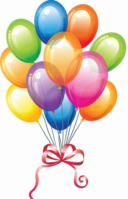 Balloons Birthday Clipart Balloon Happy Yandex Fotki