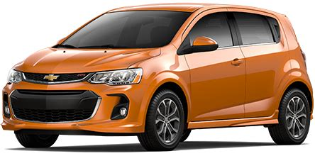 2017 Chevrolet Sonic Incentives, Specials & Offers In