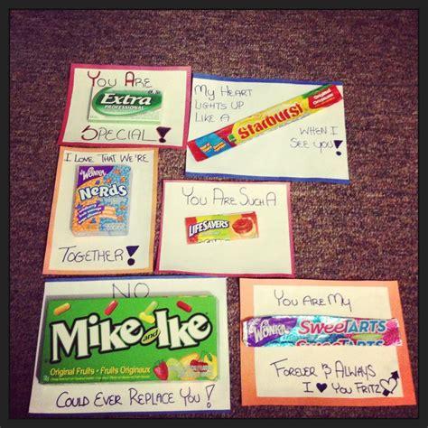 homemade gift  boyfriend creative gift ideas