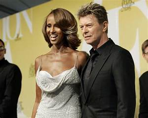 Iman remembers her late husband David Bowie on their 25th ...