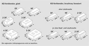 Ks Steine Maße : ks verblender ~ Eleganceandgraceweddings.com Haus und Dekorationen