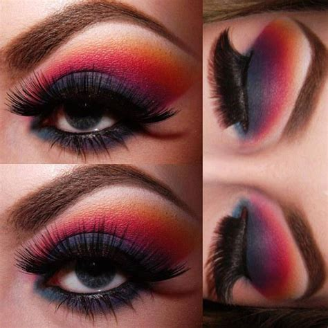 glamorous  makeup ideas style motivation