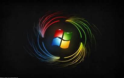 Windows Dark Wallpapers Background Desktop