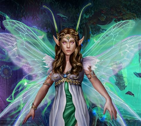 Fairy Queen by Fairy Queen Dark Parables Wiki Fandom Powered By Wikia