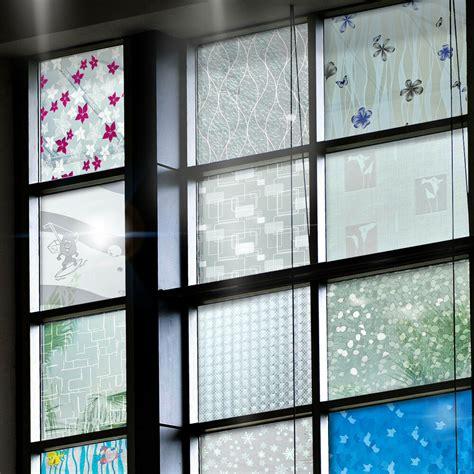Fenster Sichtschutzfolie by Sichtschutzfolie Milchglasfolie Fensterfolie Dekofolie