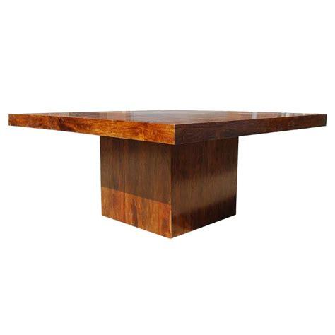 wood pedestal dining table set solid wood square pedestal dining table chair set w bench