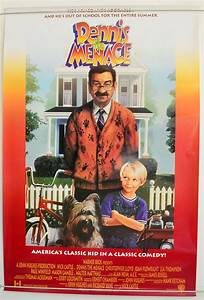 Dennis The Menace - Original Cinema Movie Poster From ...