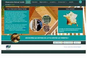 Produit Contre Les Termites : actualisation de l 39 observatoire national des termites cmp bois ~ Melissatoandfro.com Idées de Décoration