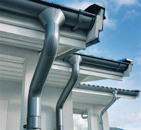Galvanised Steel Gutters Nationwide