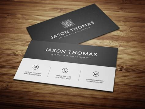 Professional Business Card Designs Business Plan Powerpoint Template Model Canvas Smart City Logo Infographic Plans Kenya Synonym Why Png