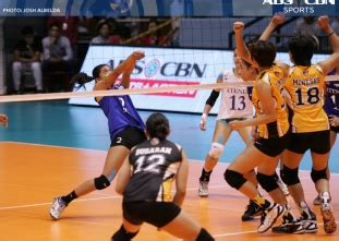 uaap  womens volleyball ateneo  ust abs cbn sports