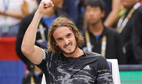 Stefanos Tsitsipas makes Roger Federer and Rafael Nadal ...