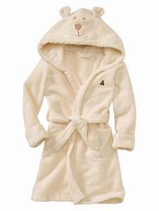 gap kids french terry bear robe fashion little boys With robe gap