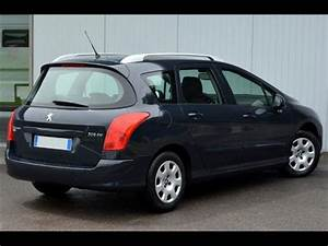 Peugeot 308 Break Occasion : peugeot 308 sw occasion break diesel cuse et adrisans 25 au prix de 7700 euros annonce n ~ Gottalentnigeria.com Avis de Voitures