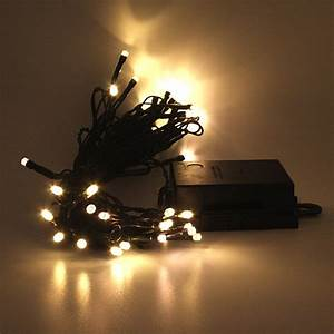 Outdoor Waterproof Fairy Lights Led Battery Operated With