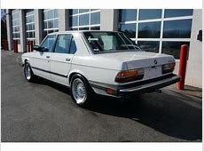 1986 BMW 528E Classic BMW 5Series 1986 for sale