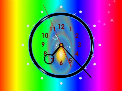 Rainbow Animated Wallpaper - live animated wallpapers software anime live