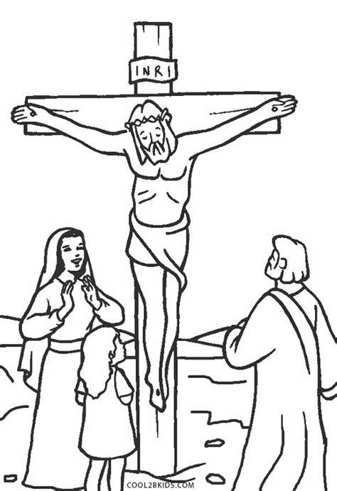 printable jesus coloring pages  kids