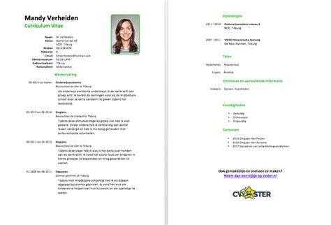 Resume Versus Cv Cfcpoland