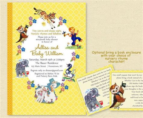 1000+ Ideas About Baby Shower Books On Pinterest