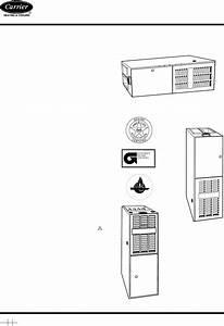 Carrier 58pav  58rav Instruction Manual